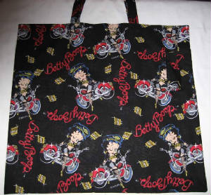 Eco-Totes/128BettyBoopMotorcycle.jpg